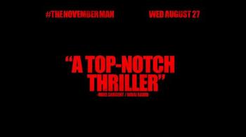 The November Man - Alternate Trailer 9