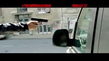 The November Man - Alternate Trailer 7