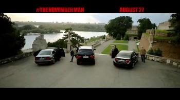 The November Man - Alternate Trailer 2