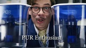 PUR Water TV Spot, 'Introducing Arthur Tweedie'