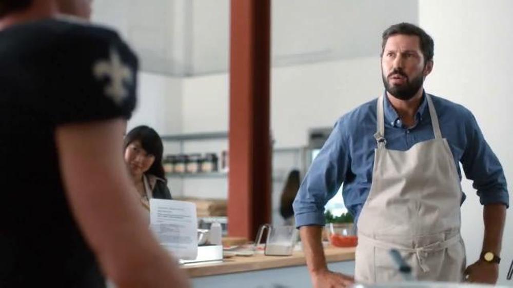 Verizon NFL Mobile TV Spot, 'Cooking Class' Featuring Drew Brees - Screenshot 3