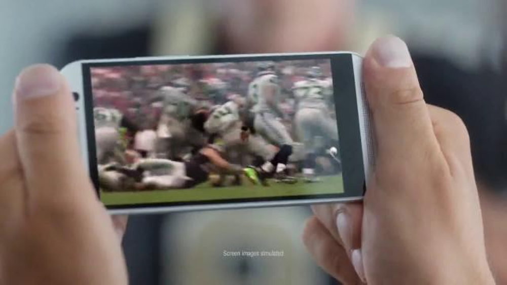 Verizon NFL Mobile TV Spot, 'Cooking Class' Featuring Drew Brees - Screenshot 5