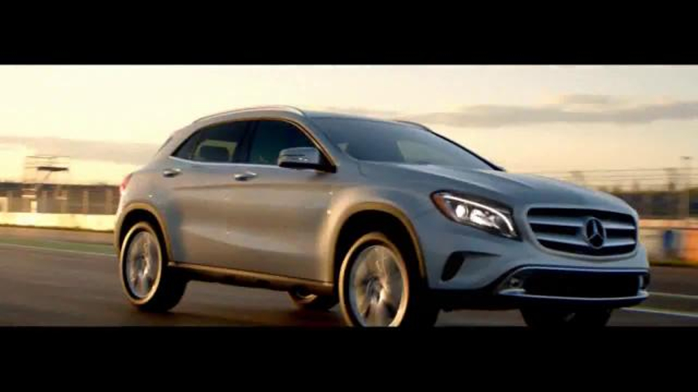 2015 Mercedes Benz Gla 250 Tv Spot Impressive Numbers