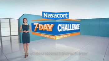 Nasacort Allergy 24HR TV Spot, '7 Day Challenge' - 976 commercial airings