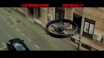 The November Man - Alternate Trailer 11