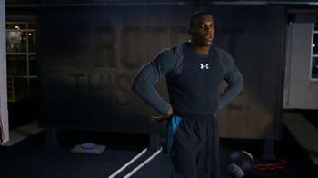 Under Armour TV Spot, 'Huddle Up' Featuring Cam Newton