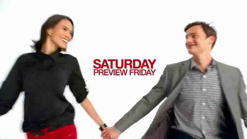 Macy's One Day Sale TV Spot, 'Friday Preview' thumbnail