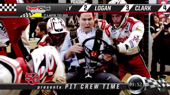 Sport Clips: Pit Crew