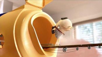International Delight French Vanilla TV Spot, 'Whale Dive'