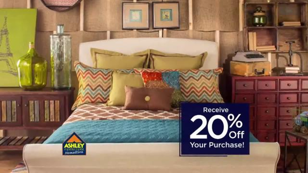 Ashley Furniture Homestore One Day Sale Tv Commercial 39 Absolutely Ends Monday 39