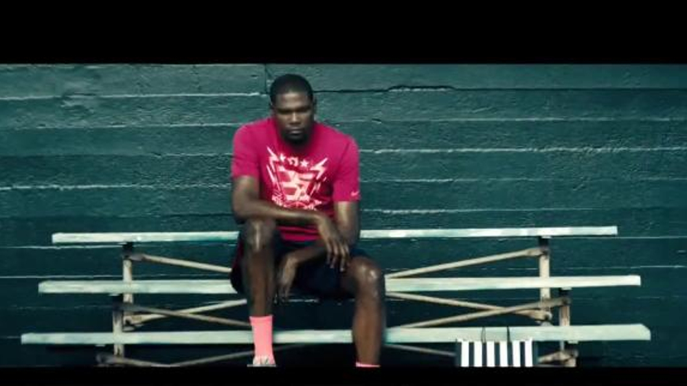 Foot Locker TV Spot, 'Be the Baddest' Featuring Kevin Durant - Screenshot 1