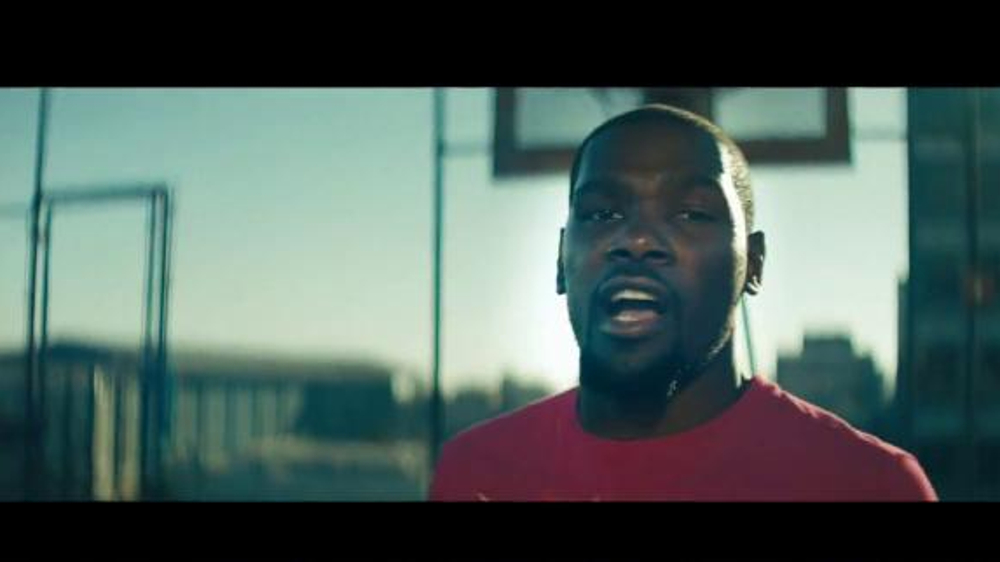 Foot Locker TV Spot, 'Be the Baddest' Featuring Kevin Durant - Screenshot 9