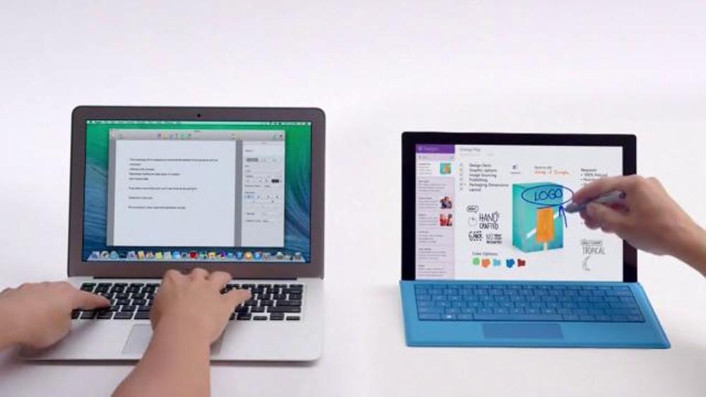 Microsoft Surface Pro 3 TV Spot, 'Power' [Spanish]
