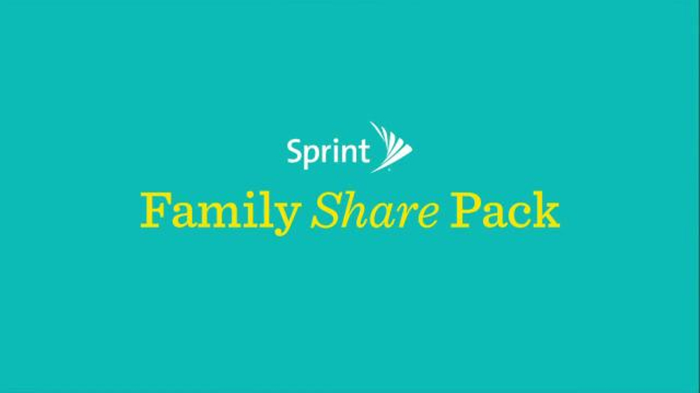 Sprint Family Share Pack Tv Commercial Song By 11 Acorn