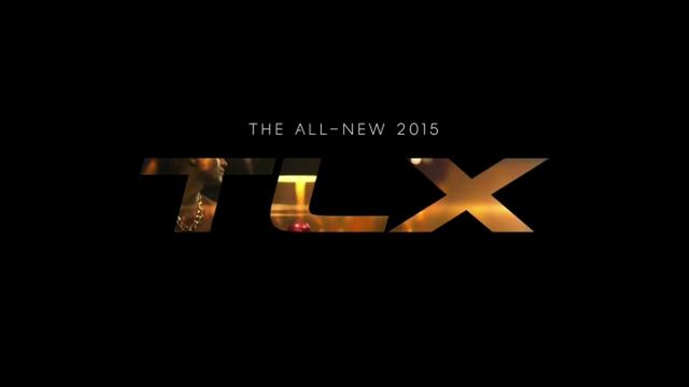 2015 Acura TLX TV Spot, 'Whatever Ludacris is Doing Right Now' - Screenshot 8