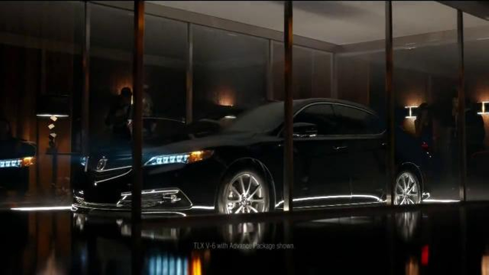 2015 Acura TLX TV Spot, 'Whatever Ludacris is Doing Right Now' - Screenshot 4