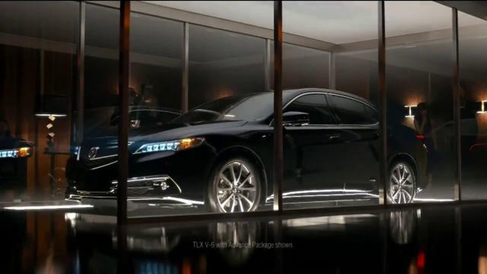 2015 Acura TLX TV Spot, 'Whatever Ludacris is Doing Right Now' - Screenshot 5