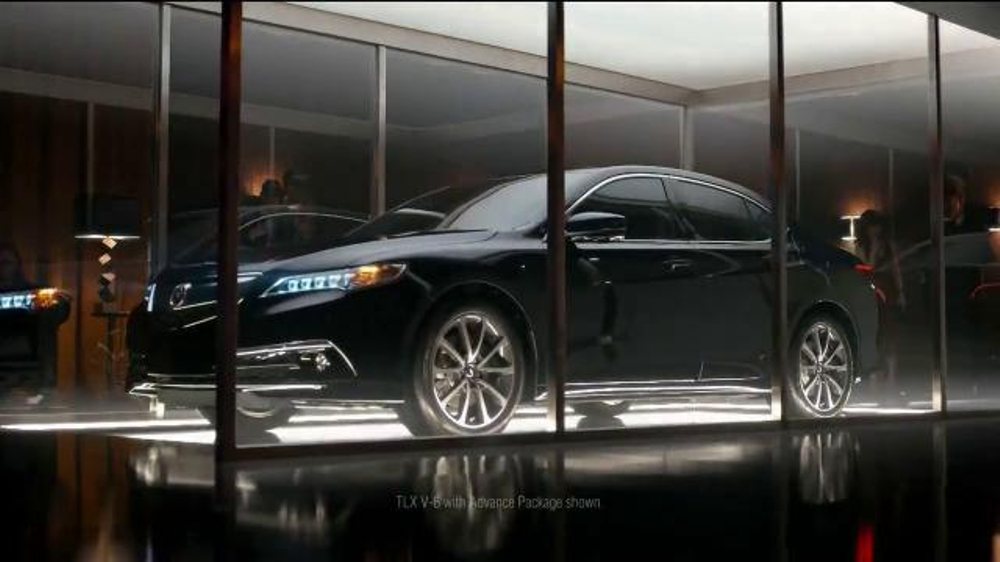 2015 Acura TLX TV Spot, 'Whatever Ludacris is Doing Right Now' - Screenshot 6