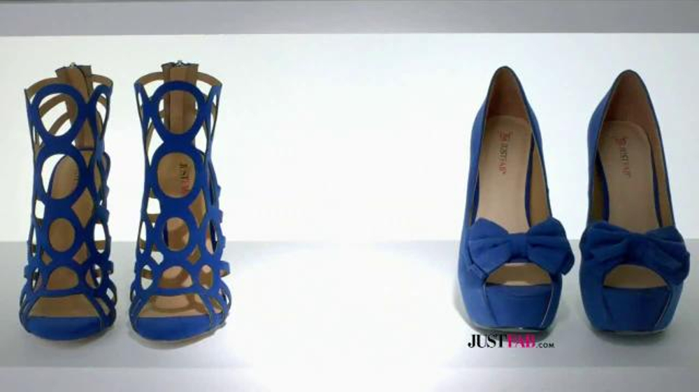 JustFab.com Buy 1 Get 1 Free TV Spot, They Aren t Just Shoes