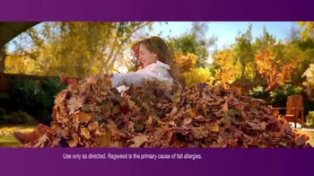 Allegra TV Spot, 'Fall Means Fun' thumbnail