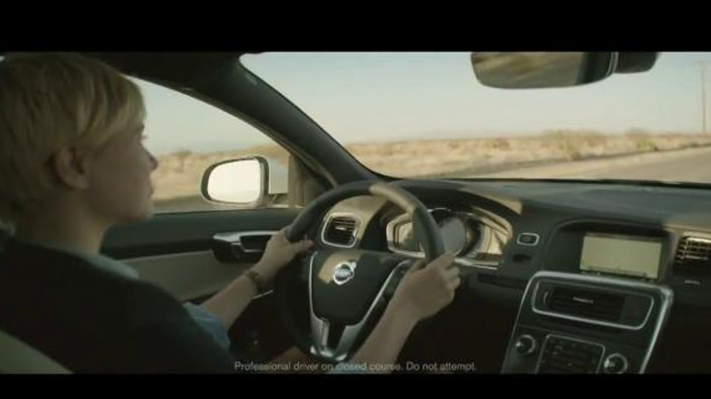 Volvo TV Spot, 'Performance with a Conscience' - Screenshot 7