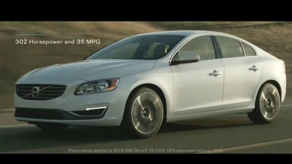 Volvo TV Spot, 'Performance with a Conscience' - Screenshot 8