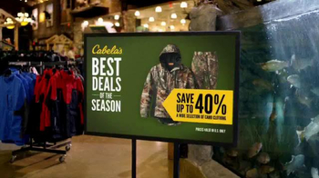 Cabela's Fall Great Outdoor Days TV Spot, 'Season to Remember'