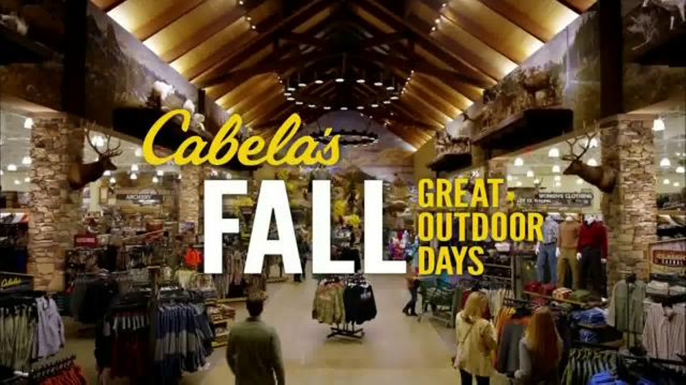 Cabela's Fall Great Outdoor Days TV Spot, 'In Your Sights' - Screenshot 6