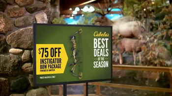 Cabela's Fall Great Outdoor Days TV Spot, 'In Your Sights' - Thumbnail 7