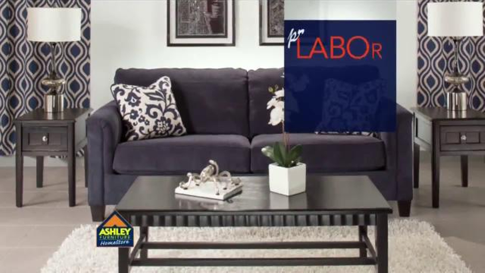 Ashley Furniture Homestore Pre Labor Day Event Tv Commercial Spanish