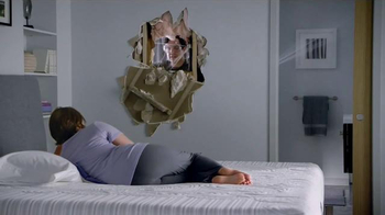 Serta iComfort Sleep System TV Spot, 'Remodel' - 974 commercial airings