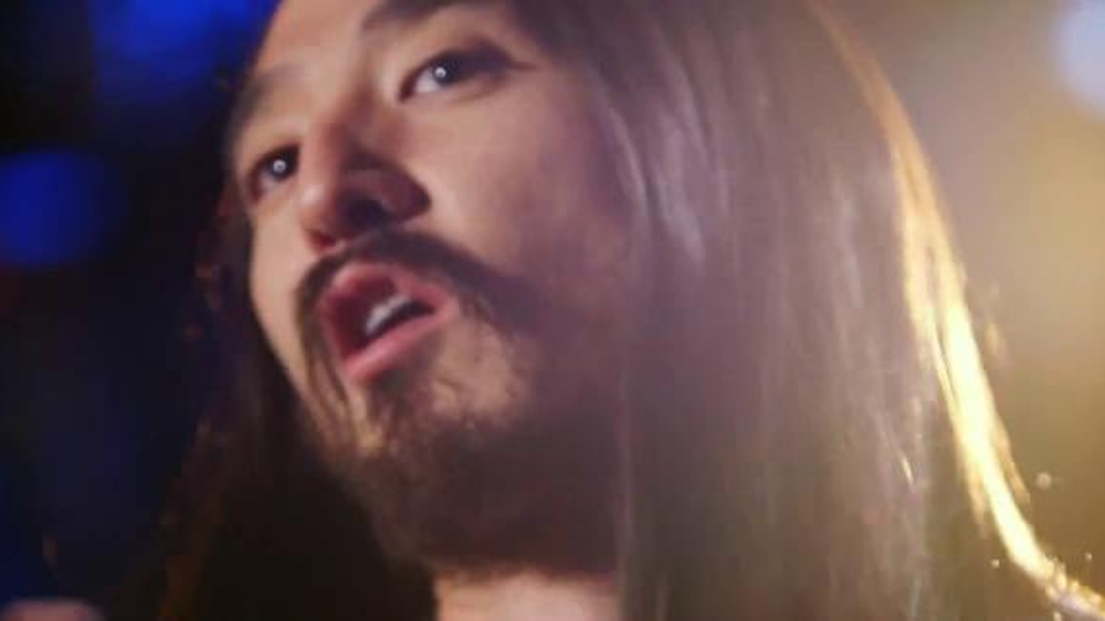 Guitar Center TV Spot, 'The Greatest Feeling on Earth' Featuring Steve Aoki - Screenshot 7