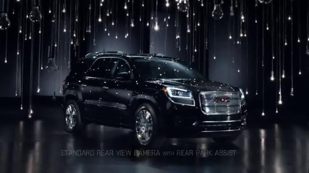 2015 gmc acadia sle 1 tv spot 39 one incredible idea leads to another 39. Black Bedroom Furniture Sets. Home Design Ideas