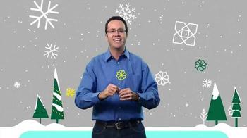Subway $2 Holiday Customer Appreciation Month TV Spot Featuring Jared Fogle