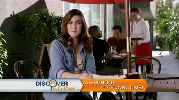 Discover My College TV Spot
