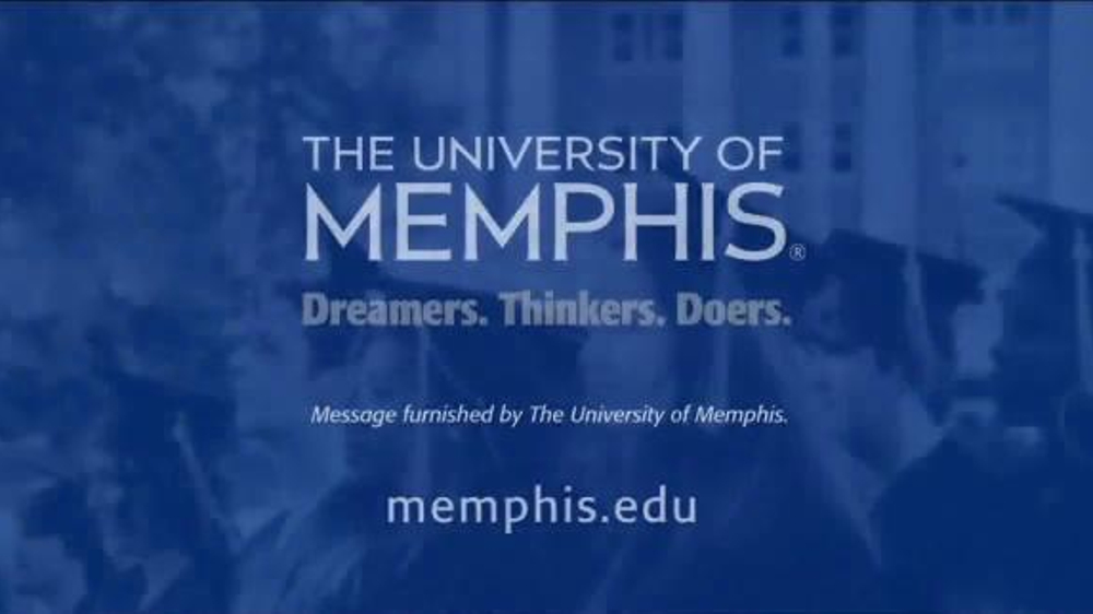 The University Of Memphis Tv Commercial  Ispottv. Fashion Designing Schools In London. Osha Training Companies Ohio Registered Agent. Acadia St Landry Hospital Gopher Pest Control. New Homes In Tampa Bay Area Health Care Info. Student Loan No Cosigner No Credit. Basecamp Project Management I Want A Degree. Hotel In Strasbourg France Grad School Online. Accredited Social Work Programs