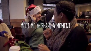 Starbucks TV Spot, 'Meet Me Holiday Share Event' Song by JD McPherson