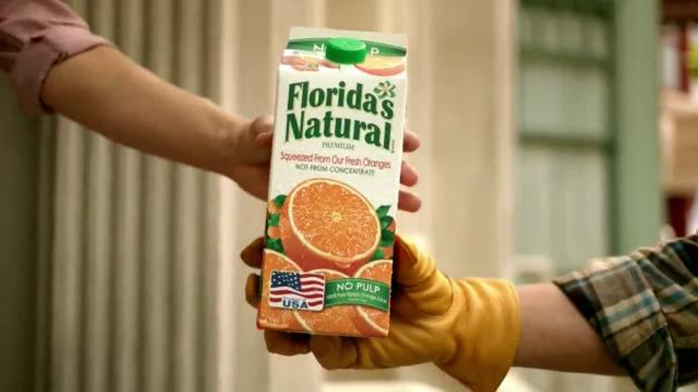 Floridas Natural Growers TV Commercial For Floridas