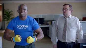 Brother International Smart Series TV Spot, 'Fast' Ft. Billy Blanks