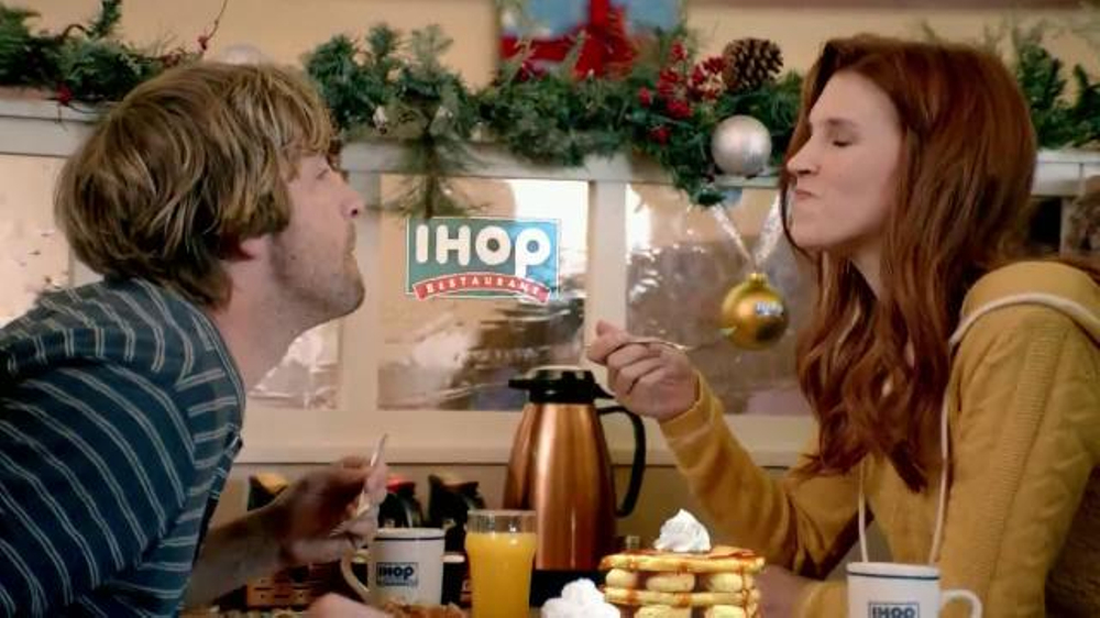 IHOP TV Spot, 'Holiday Celebrations' - 8959 commercial airings