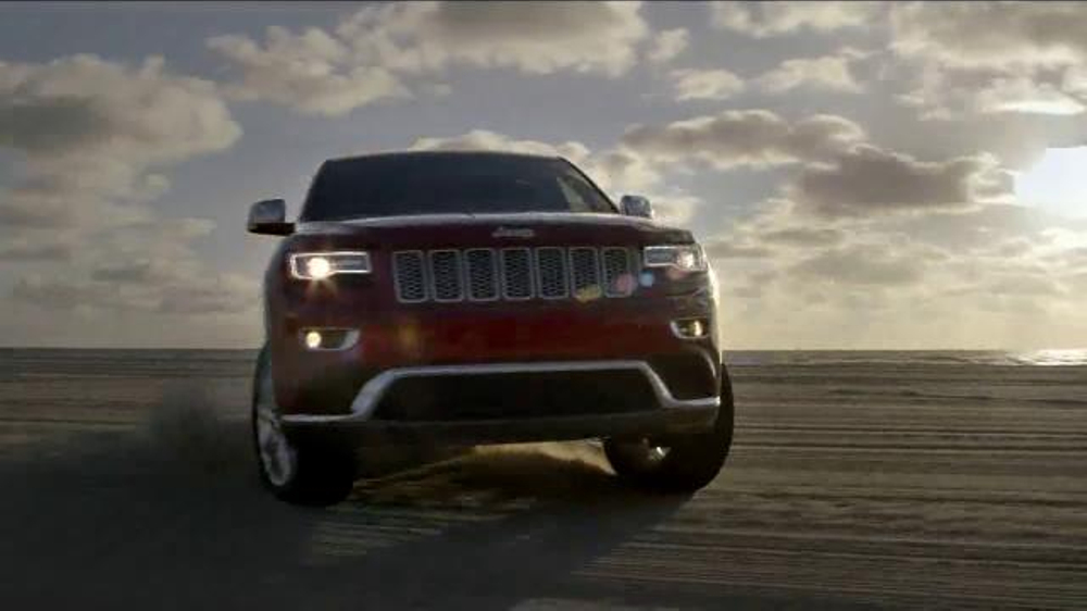 Actor Voice For Jeep Grand Cherokee Commercial | Autos Weblog