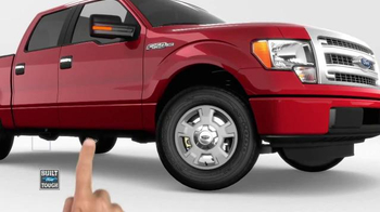 2014 Ford F-150 TV Spot, 'Compare' thumbnail