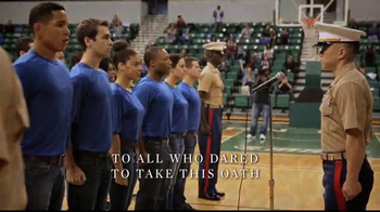 USAA TV Spot, 'Veterans Day: Thank You to Those Who Dared to Take the Oath'