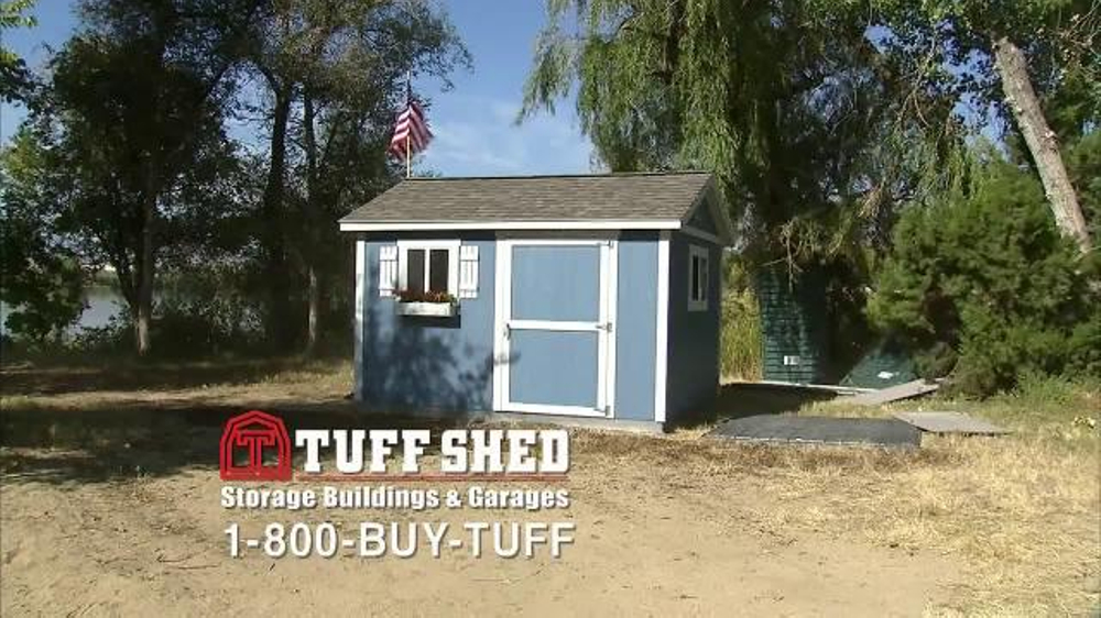 November 2016 for Tough shed sale