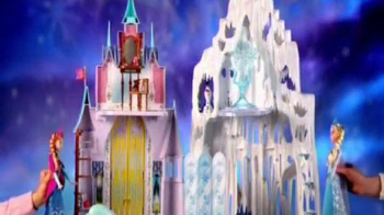Disney Frozen Castle & Ice Palace TV Spot thumbnail