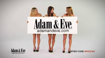 Adam & Eve TV Spot, 'Spicy'