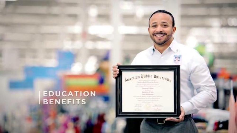 Walmart TV Spot, 'Benefits'