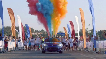 Toyota: Live Colorfully