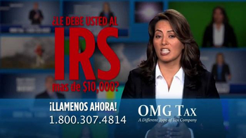 OMG Tax TV Spot, 'Oferta y Compromiso' [Spanish]