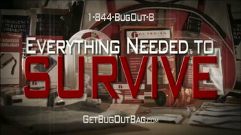 Flagg Survival Gear Bug Out Bag TV Spot, 'Prepare for the Worst'